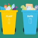 Kalendář svozu tříděného odpadu na 1. čtvrtletí 2020